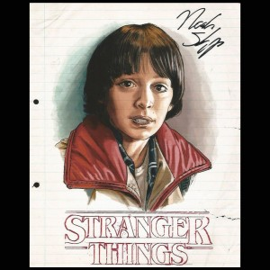 Noah Schnapp - Stranger Things