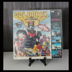 33T - Goldorak comme au cinéma !