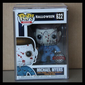 FUNKO - POP! Movies Halloween622 special Edition Nick Castle signed