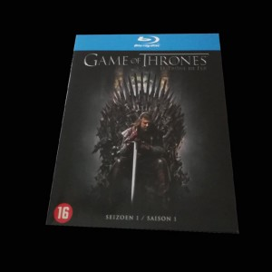 Blu-Ray Game of Thrones (Le Trône de Fer) - Saison 1 HBO