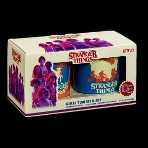 Stranger Things pack 2 verres Tumbler Come Again Soon