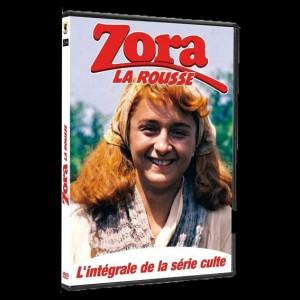 DVD Zora la rousse intégrale (2 DVD)