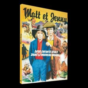 DVD Matt et Jenny (2 DVD) série télévisée VF neuf sous cello