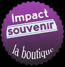 Logo Impact souvenir